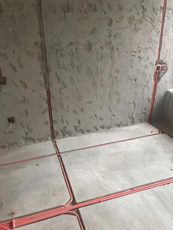 橡树林 成都装修 水电改造布线