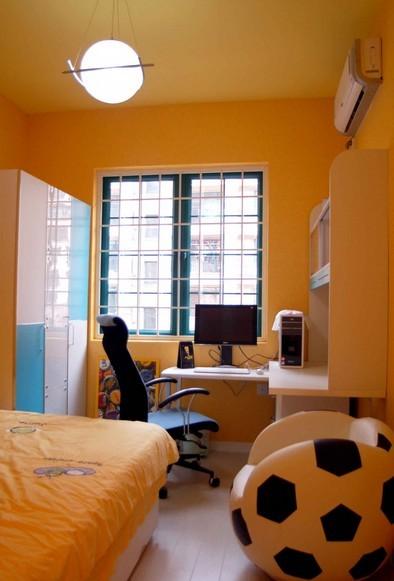 柏仕公馆卧室装修设计效果图