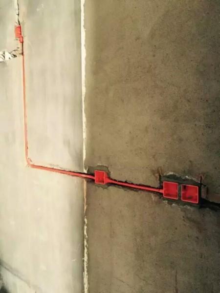 成都水电改造图