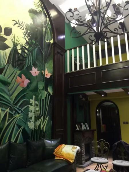 橡树湾客厅装修效果图