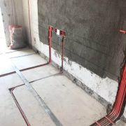 成都佳兆業威登郡水電改造完工圖實拍(業主已驗收)