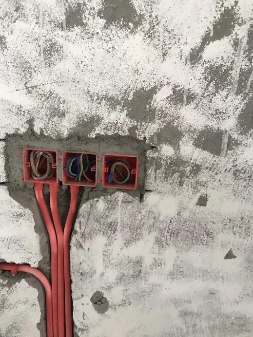 成都裝修 成都裝修隊 成都水電改造圖 第2張