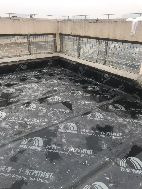 成都頂樓躍層裝修 水電改造 防水