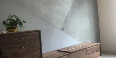 成都海亮樾金沙简约风装修实景效果图【已完工】