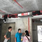 成都装修队最新水电改造贴砖图(真实现场拍摄)