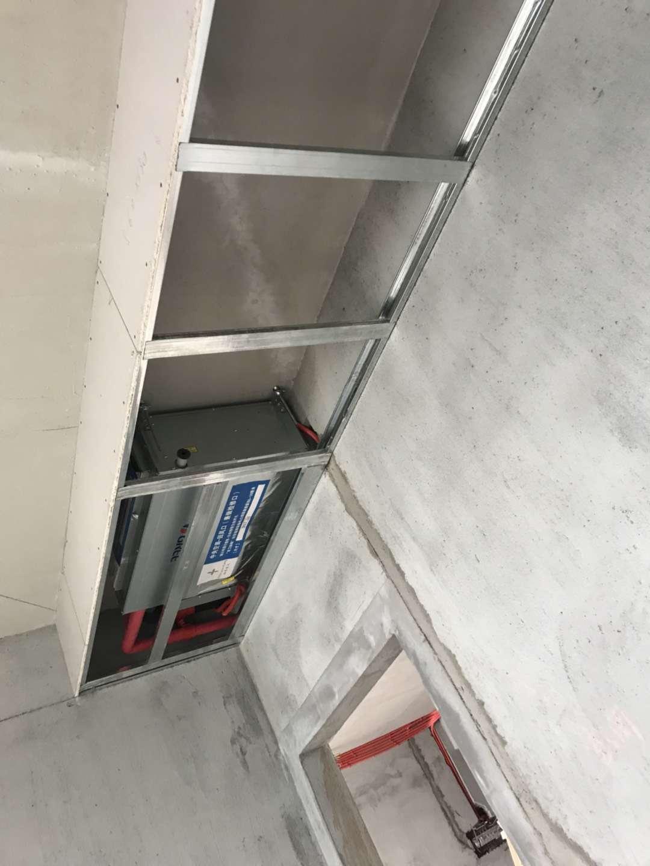 保利锦湖林语 水电改造