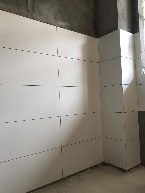 美泉紀裝修廚衛貼磚施工現場實拍