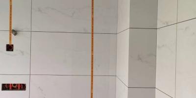 成都南丽湾装修施工现场图(看技术控)