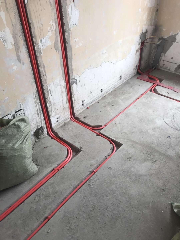 上海花园 水电改造 厨卫防水 装修