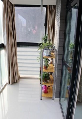 2013最有创意的客厅阳台装修设计效果图