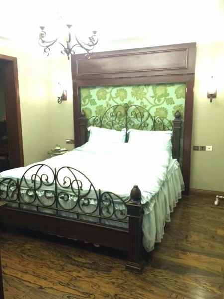 橡树湾卧室装修效果图