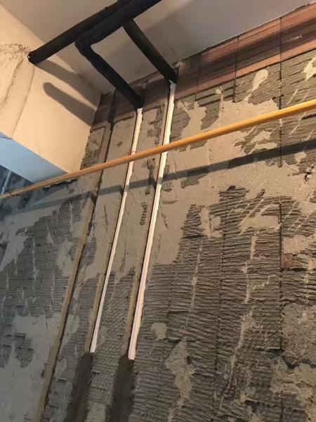 中德英伦联邦水电改造现场装修施工图