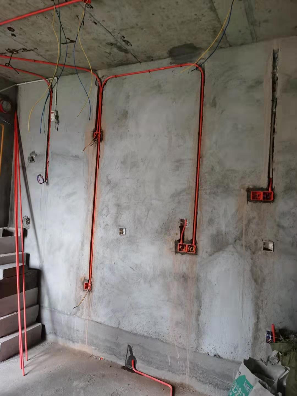 成都別墅裝修-水電改造
